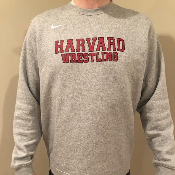 6fbab4e7 Harvard Wrestling Sweatshirt- Nike. M_5c3d54f3a31c33f84161465c